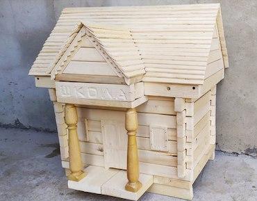 Хатинки для бджіл