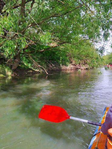 Готуємо нові туристичні річкові маршрути!