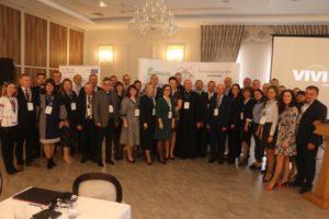 """Конференція відкриття проекту """"Транскордонний паломницький маршрут як інструмент промоції спільної історико-культурної спадщини в українсько-польському прикордонні"""" (#CBCPilgrim)"""