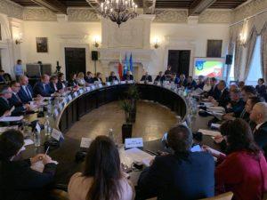 Засідання Українсько-польської міжурядової координаційної ради з питань міжрегіонального співробітництва