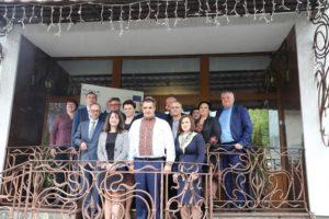 """Засідання Наглядової Ради працювали із партнерами проекту """"Транскордонний паломницький маршрут як інструмент промоції спільної історико-культурної спадщини в українсько-польському прикордонні"""""""
