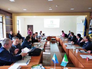 Презентація Програми підтримки ініціатив місцевих карпатських громад