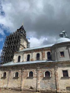 Реставраційні роботи монастирського комплексу у Підкамені супроводжуватимуть археологи.
