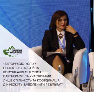 """Асоціація""""Єврорегіон Карпати – Україна""""наInternational Economic Forum"""