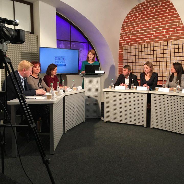 """Перспективи розвитку Карпат у дискусії медіа-хабу """"Твоє місто"""""""