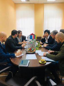 """Засідання Наглядового Комітету проєкту """"Доступне українсько-польське прикордоння: спільні дії щодо модернізації дорожньої інфраструктури"""""""