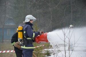 У Яремче відбулися спільні українсько-польські навчання пожежно-рятувальних служб