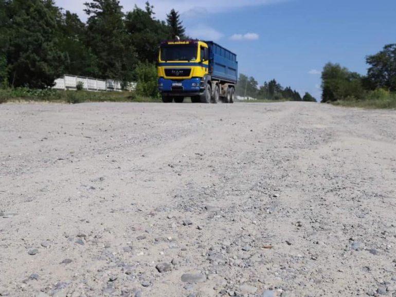 Дорога Мостиська – Краківець буде відремонтована