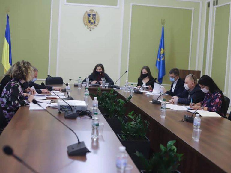 Погоджено проєкт Регіональної програми з міжнародного і транскордонного співробітництва, європейської інтеграції на 2021-2025 роки