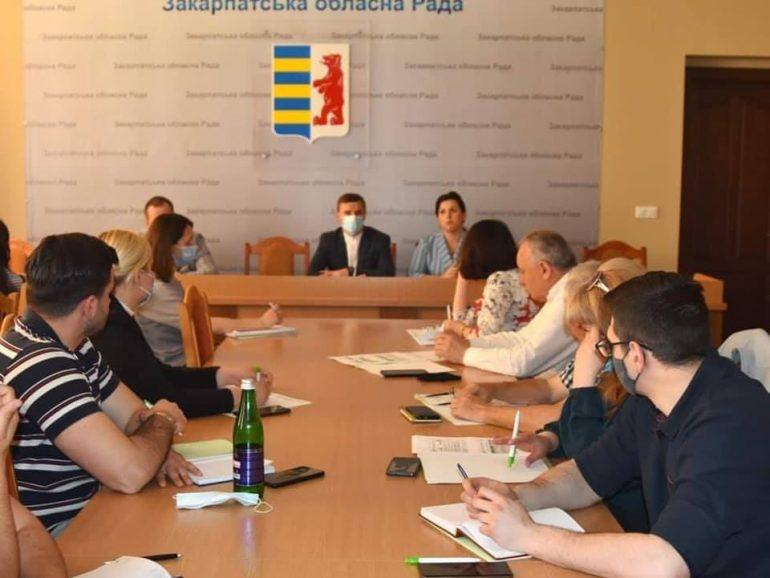 Стартували з інформаційними семінарами щодо Конкурсу ініціатив місцевих карпатських громад 2.0