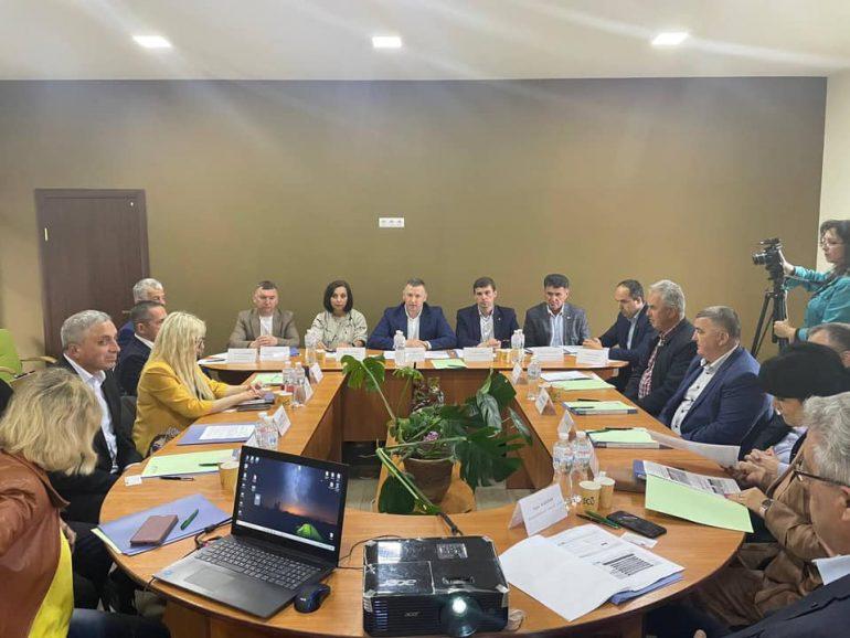 Відбулось засідання Координаційної ради з питань місцевого самоврядування при голові Калуської районної ради
