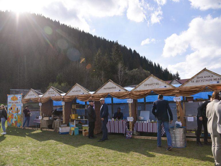 Карпатський Фестиваль Меду у Колочаві