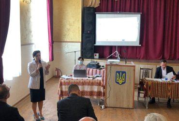 Фінансові інструменти для розвитку громад: можливості від Асоціації презентували у Космачі