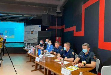 Спільно з рятувальниками Львівщини, Івано-Франківщини та Закарпаття підвели підсумок реалізації проєкту з підвищення рівня безпеки Карпатського регіону