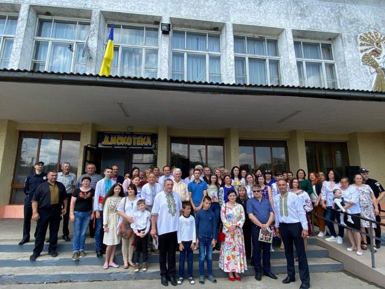 У селі Банилів Чернівецької області презентували результат реалізації проєкту-переможця Конкурсу ініціатив місцевих карпатських громад