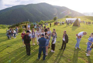 У Колочаві провели молодіжний етнофестиваль «Верховинське літо»