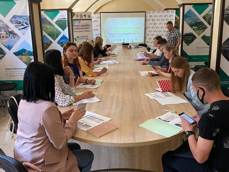 Завершуємо серію інформаційних семінарів у Чернівцях