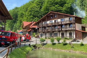 Оперативне реагування на надзвичайні ситуації у гірській місцевості продемонстрували рятувальники Закарпаття