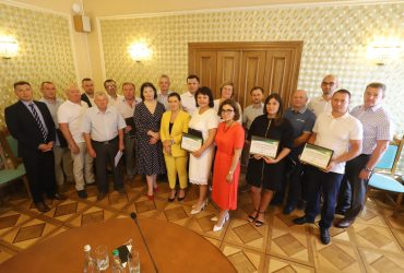 Дали старт реалізації ще 13 проєктів в рамках Програми підтримки ініціатив місцевих карпатських громад