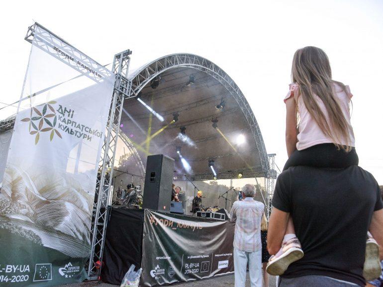 Стартував фестиваль Дні Карпатської культури у Косові