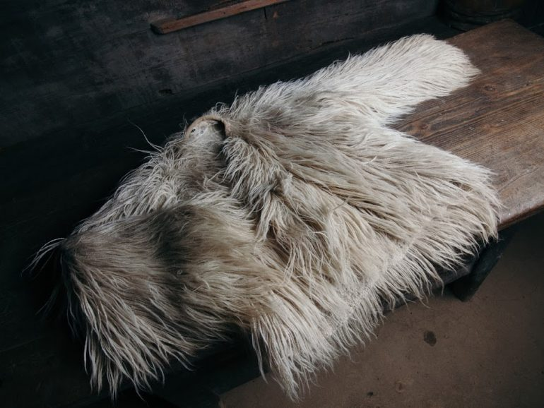 Гуня та кожухи – традиційний одяг волохів-вівчарів