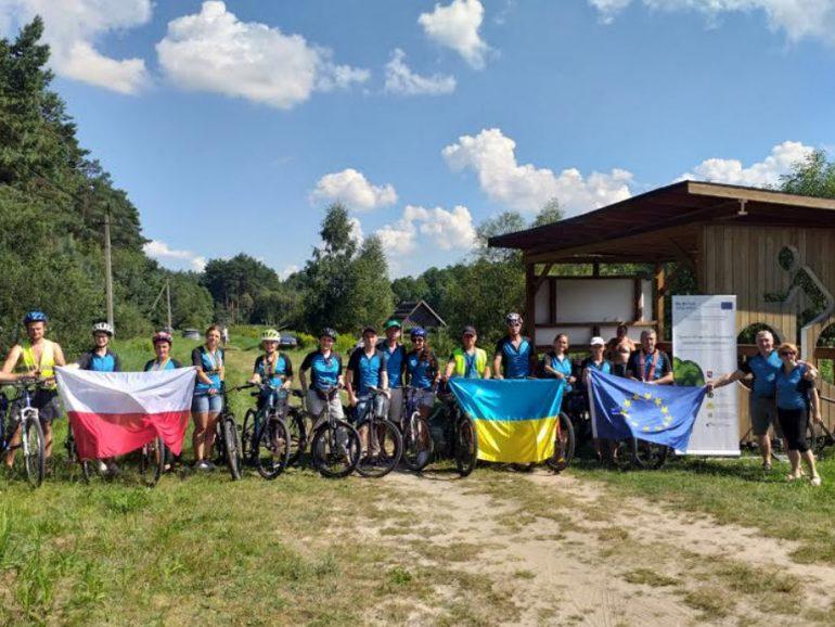 Розповідаємо про велосемінар в межах проєкту «РовеЛове Розточчя – разом попри кордони»