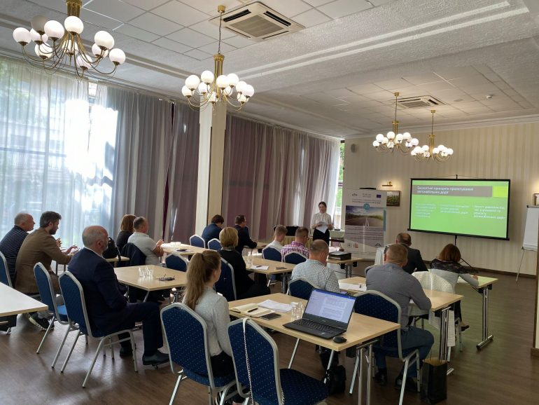 Тренінг про технічні рішення в модернізації дорожньої інфраструктури в українсько-польському прикордонні