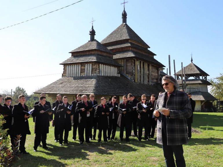 Відбувся концерт духовної музики у селі Кліцько