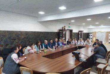 Педагоги зі східних областей України вивчали закарпатський досвід у військово-патріотичному вихованні