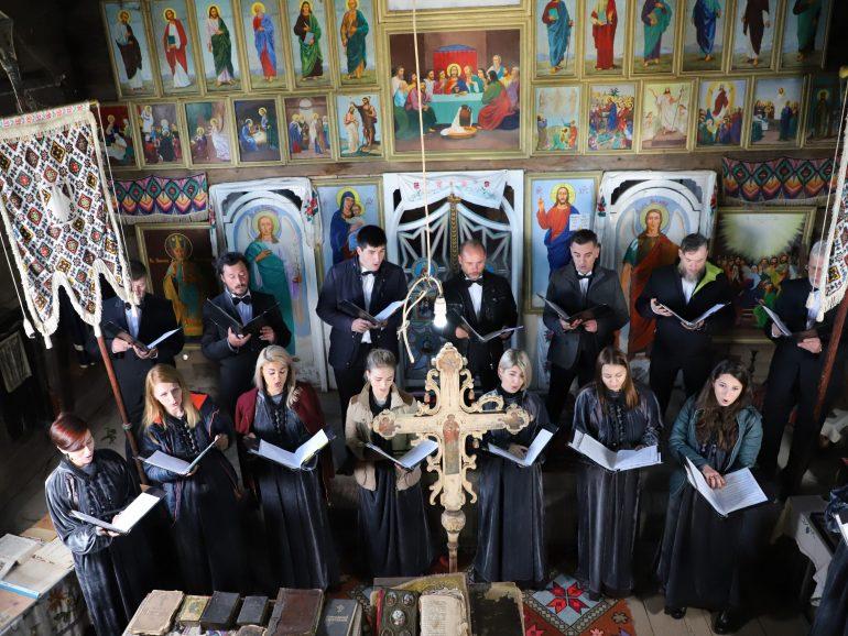 У колочавській Святодухівській Церкві провели концерт духовної музики