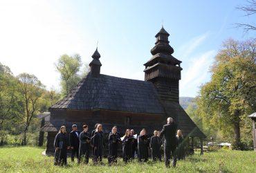 Концерт духовної музики в селі Чорноголова